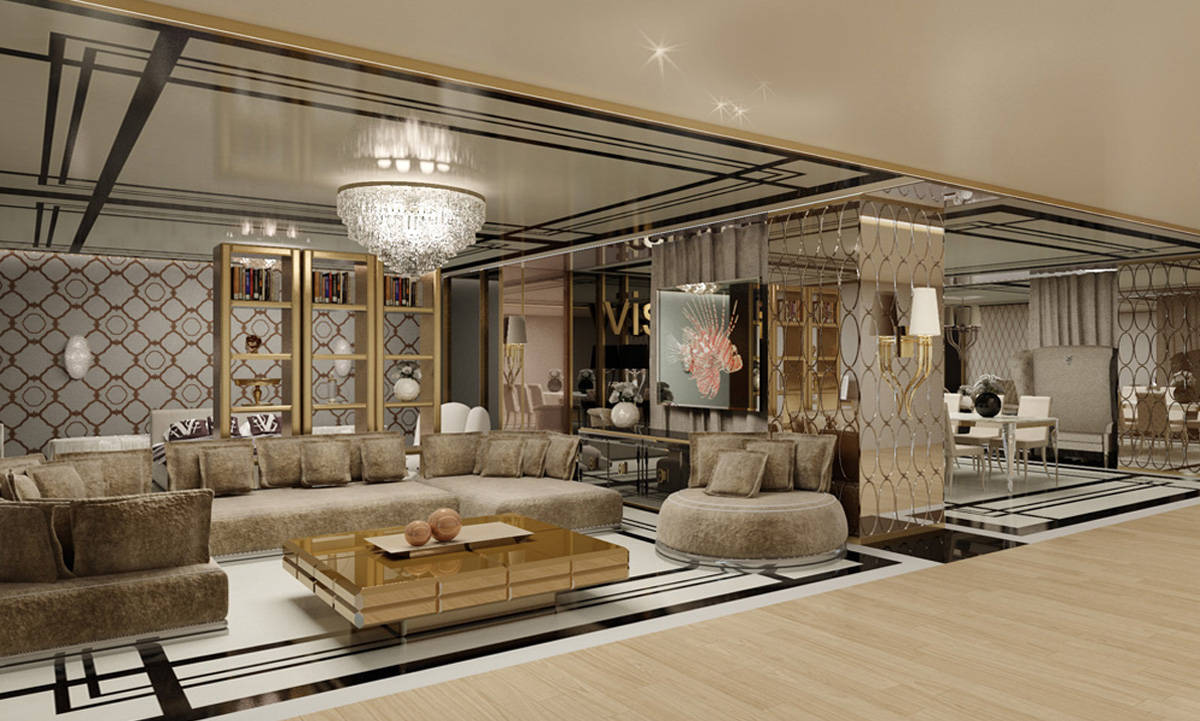Visionnaire Lands In London Eventi Luxury Ifdm