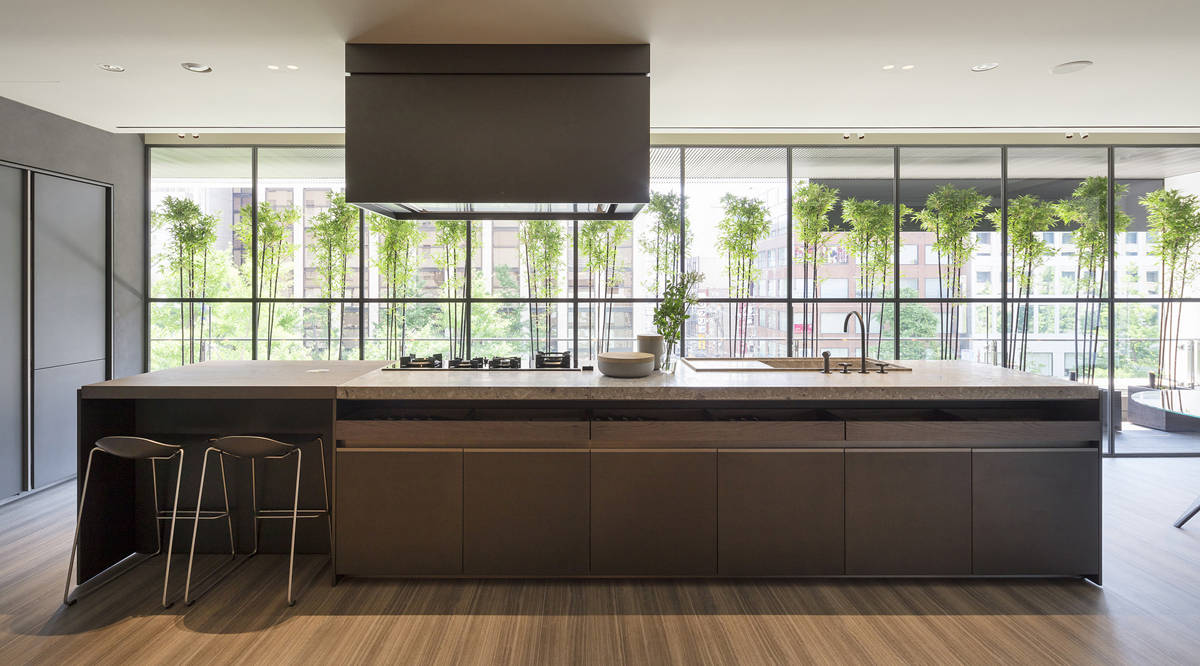 Molteni&C doubles its presence in Japan - Interiors - IFDM