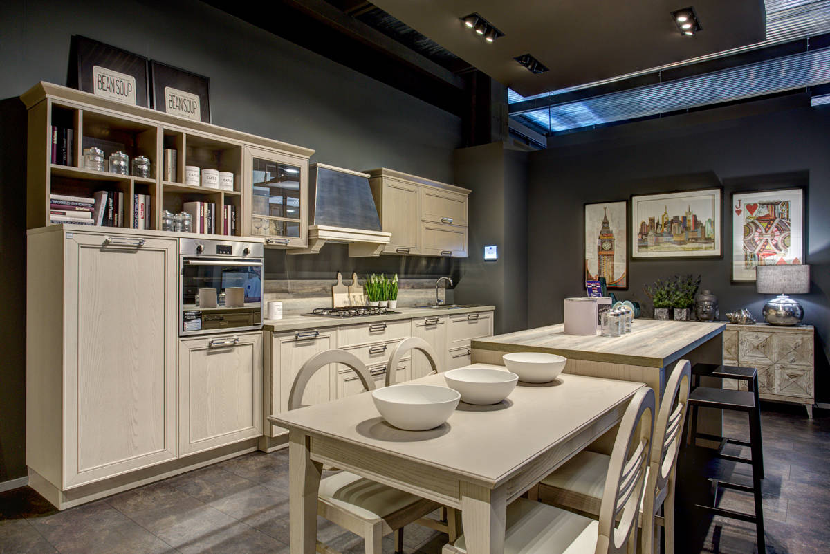 Stosa Cucine grows in Italy - Interiors - IFDM