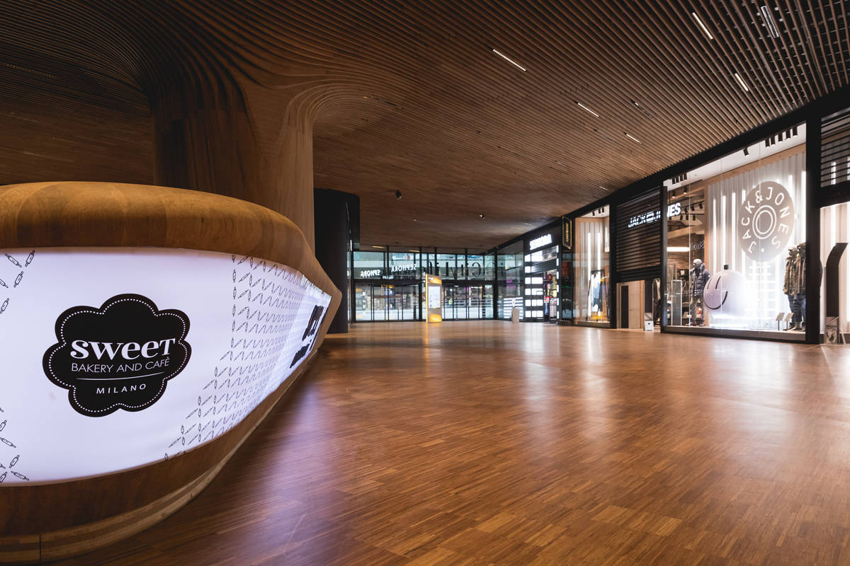 Citylife Shopping District Opens In Milan Designed By