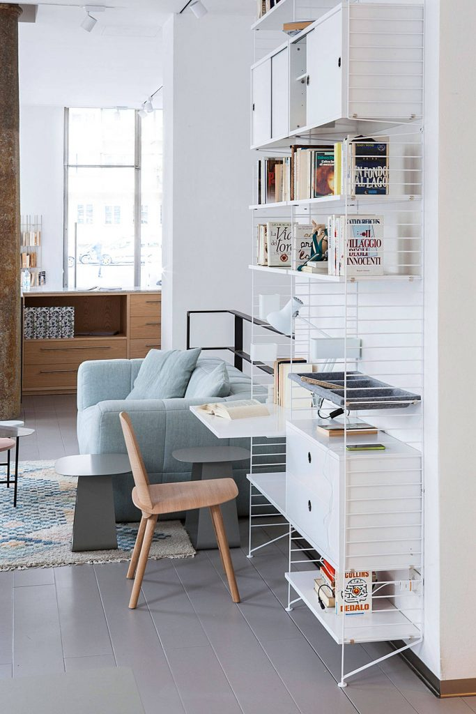 il mood scandinavo del nuovo store design republic a