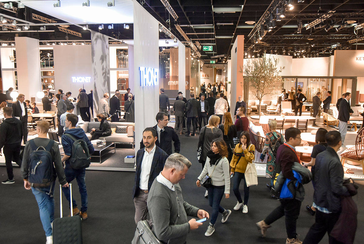 imm cologne comes out on top thanks to internationalisation events ifdm. Black Bedroom Furniture Sets. Home Design Ideas