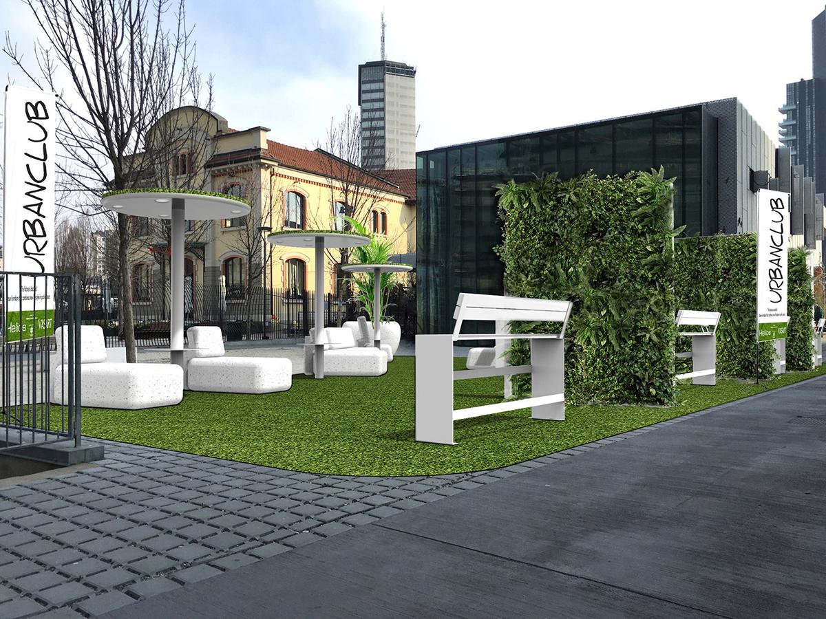 Al via la seconda edizione di isola design district for Helios arredo urbano
