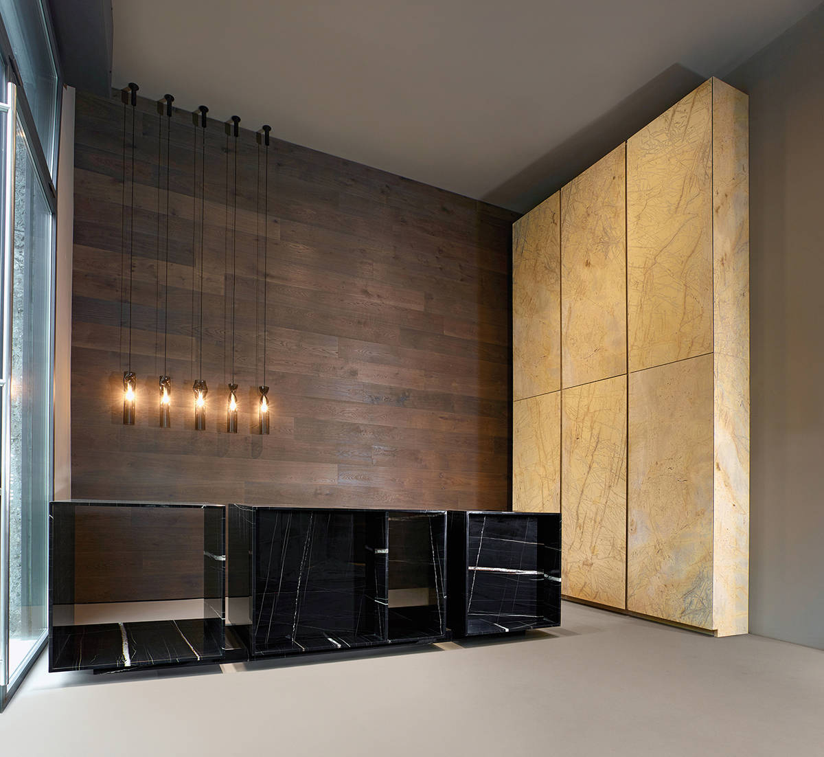 Minotticucine makes its london d but il foglio del mobile for Minotti cucine