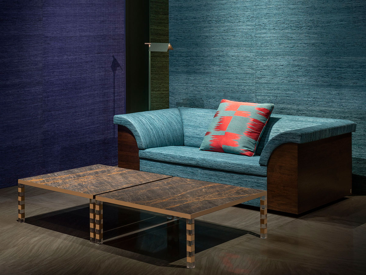 New armani casa collection a triumph of lightness and for Casa design
