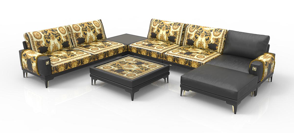 Versace Home Celebrates Family Luxury Ifdm