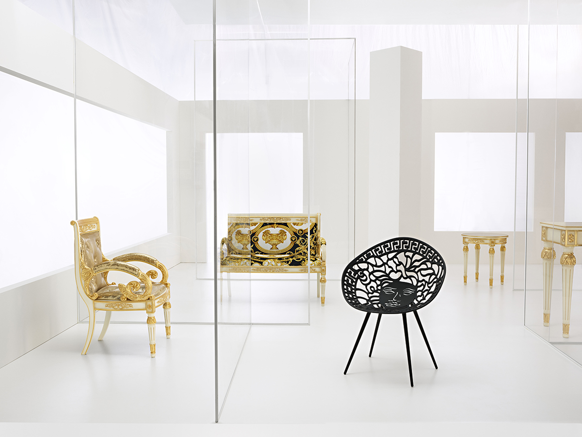 Versace Home celebrates family - Luxury - IFDM