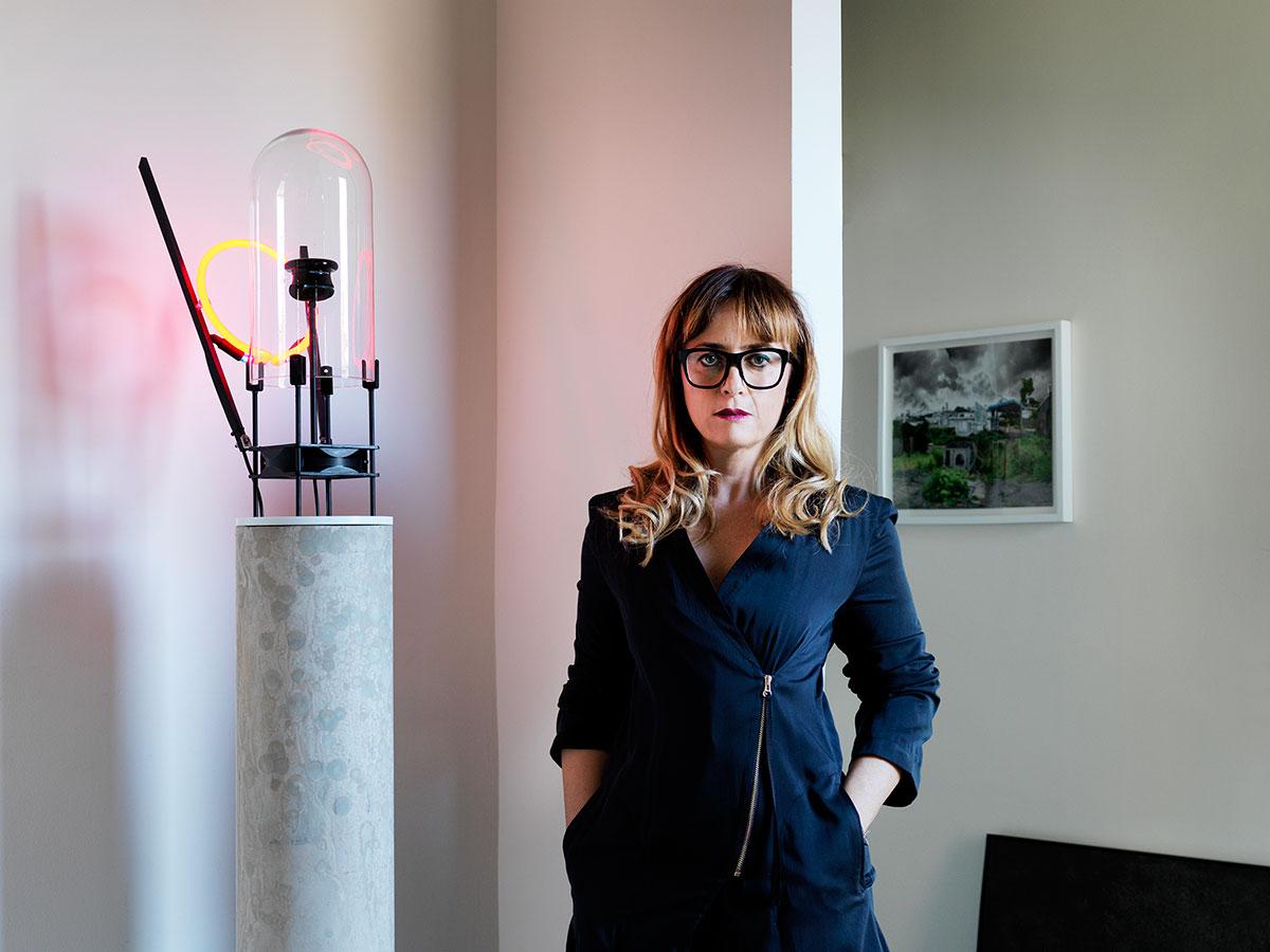 Eleonore Cavalli, Visionnaire