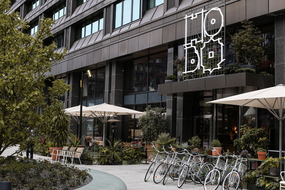 Ingresso Hobo Hotel