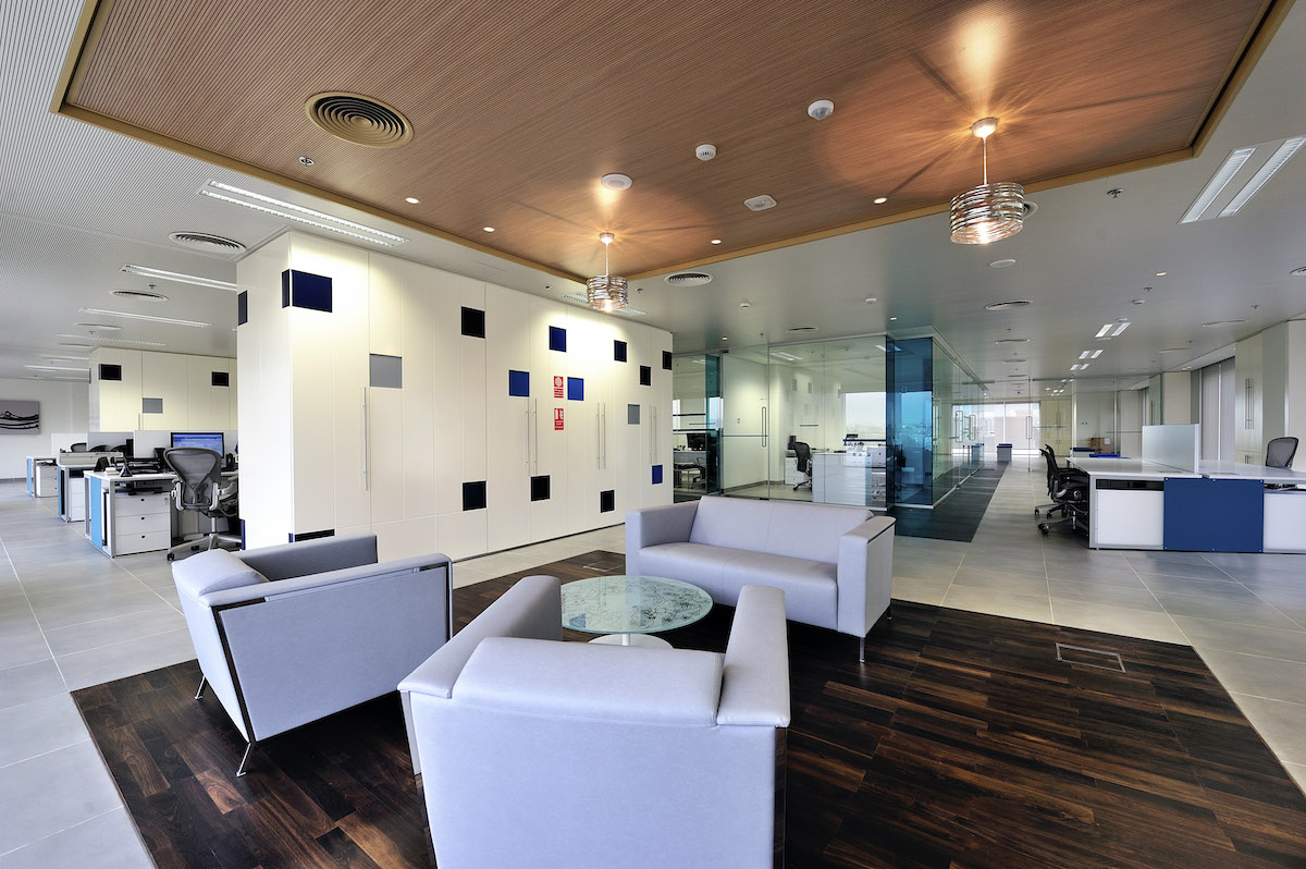 A pair of aces for Oman Arab Bank - Architecture