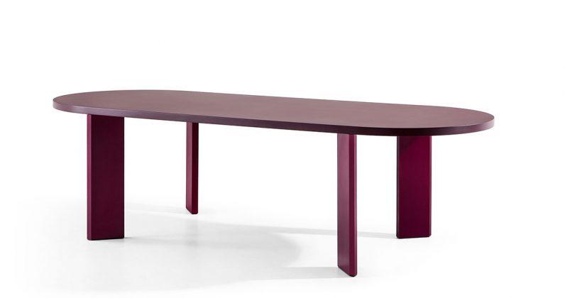 Cassina, tavolo Ordinal, design Michael Anastassiades