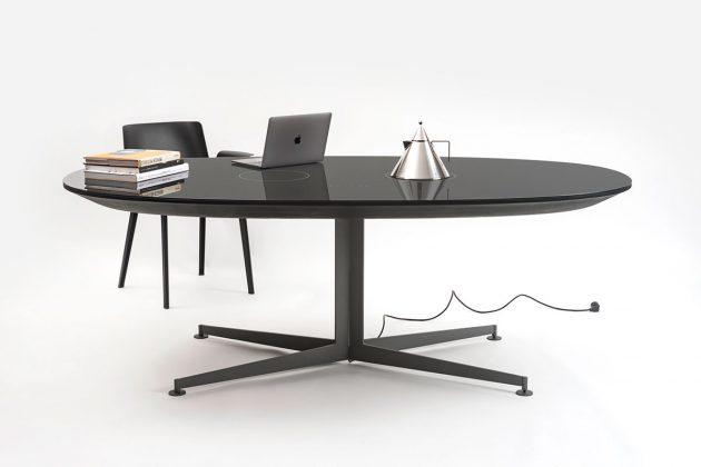 Kartell, I-TABLE, design Piero Lissoni