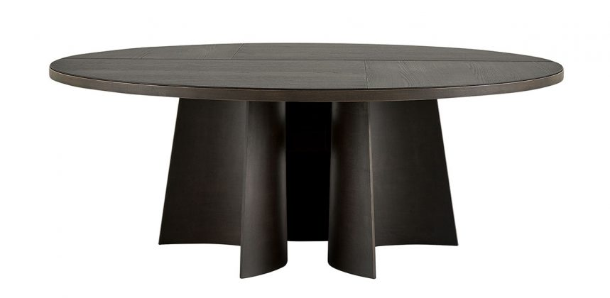 Poliform, Kensington table, design Jean-Marie Massaud
