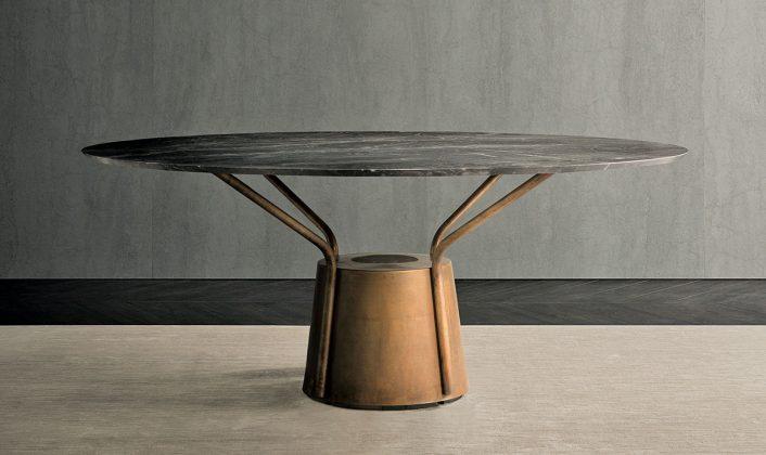 Natevo, Balloon table, design Volodymyr Karalyus