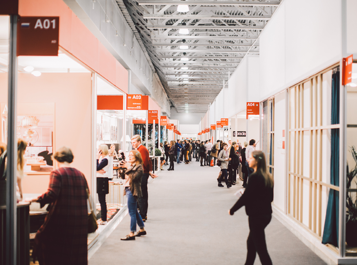 The salone del mobile milano moscow is back for the 14th year running events ifdm - Salone del mobile a milano ...