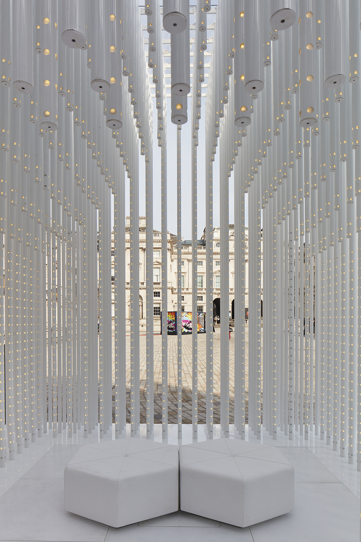 HousEmotion is the installation of Tabanlıoğlu Architects