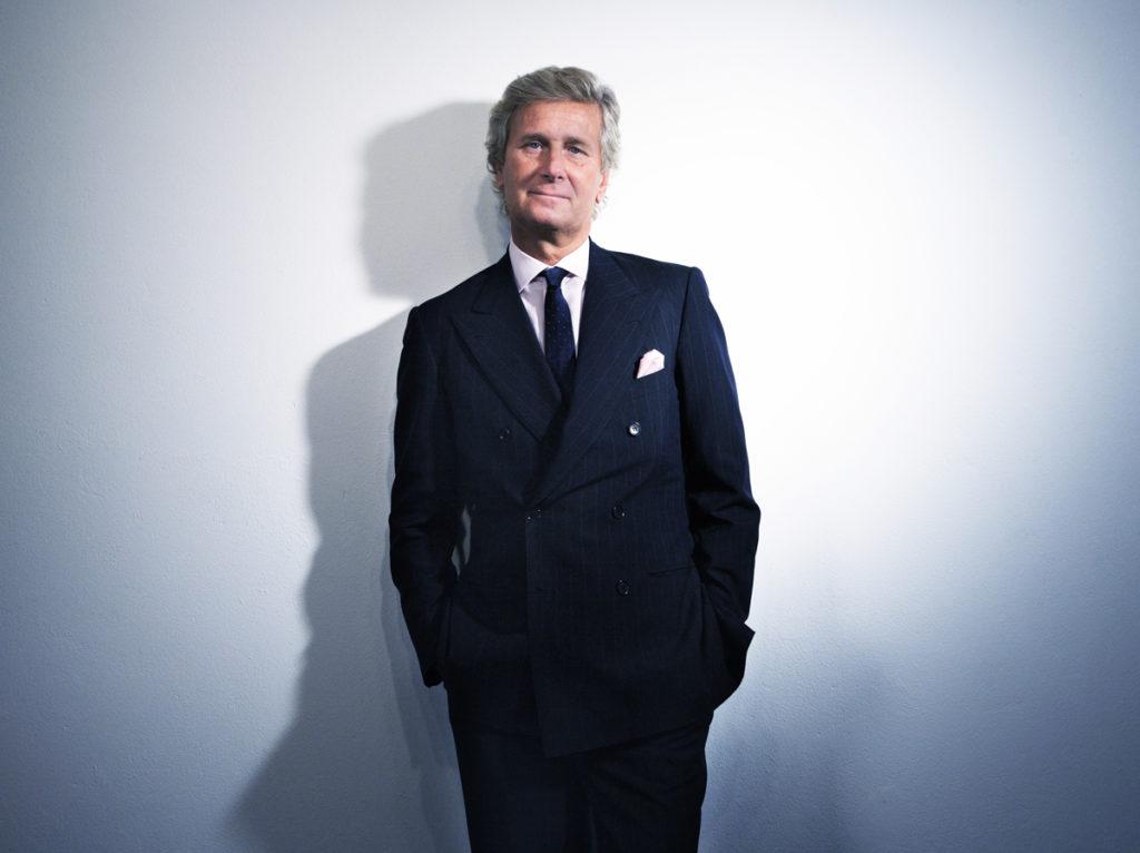 Presidente Salone del Mobile.Milano Moscow Claudio Luti, ©Francesco Brigida