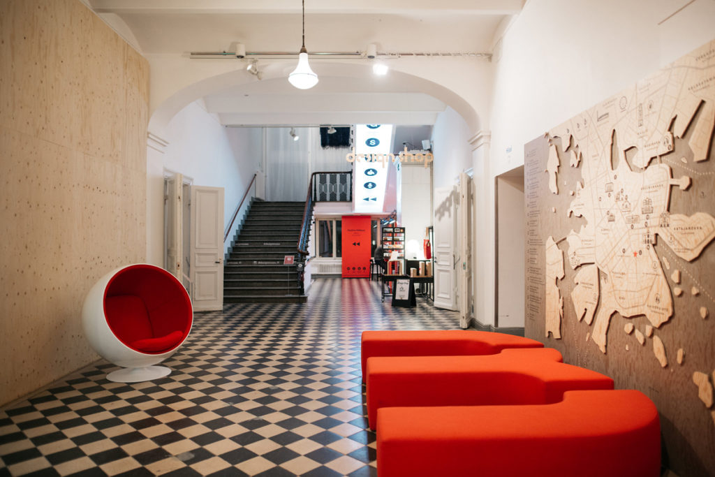 DesignMuseum, Susanna Lönnrot