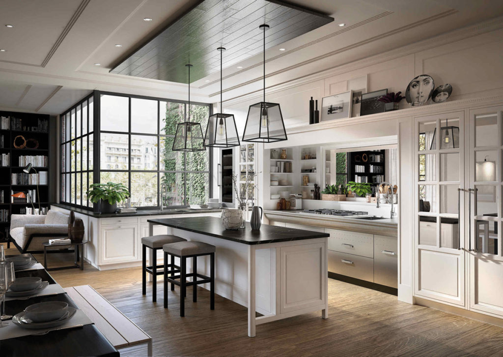 Change and continuity from Marchi Cucine - Design - IFDM