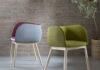 Chairs & More, seduta Mousse