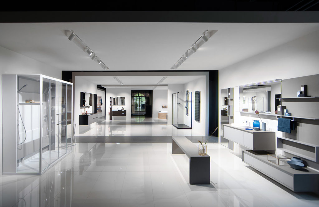 Showroom Novellini Romanore, Mantova