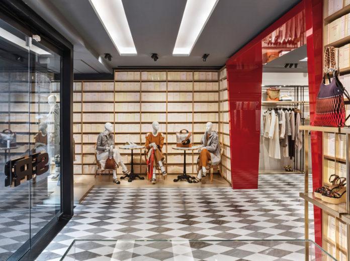 Sonia Rykiel, Madrid By Manolo Yllera