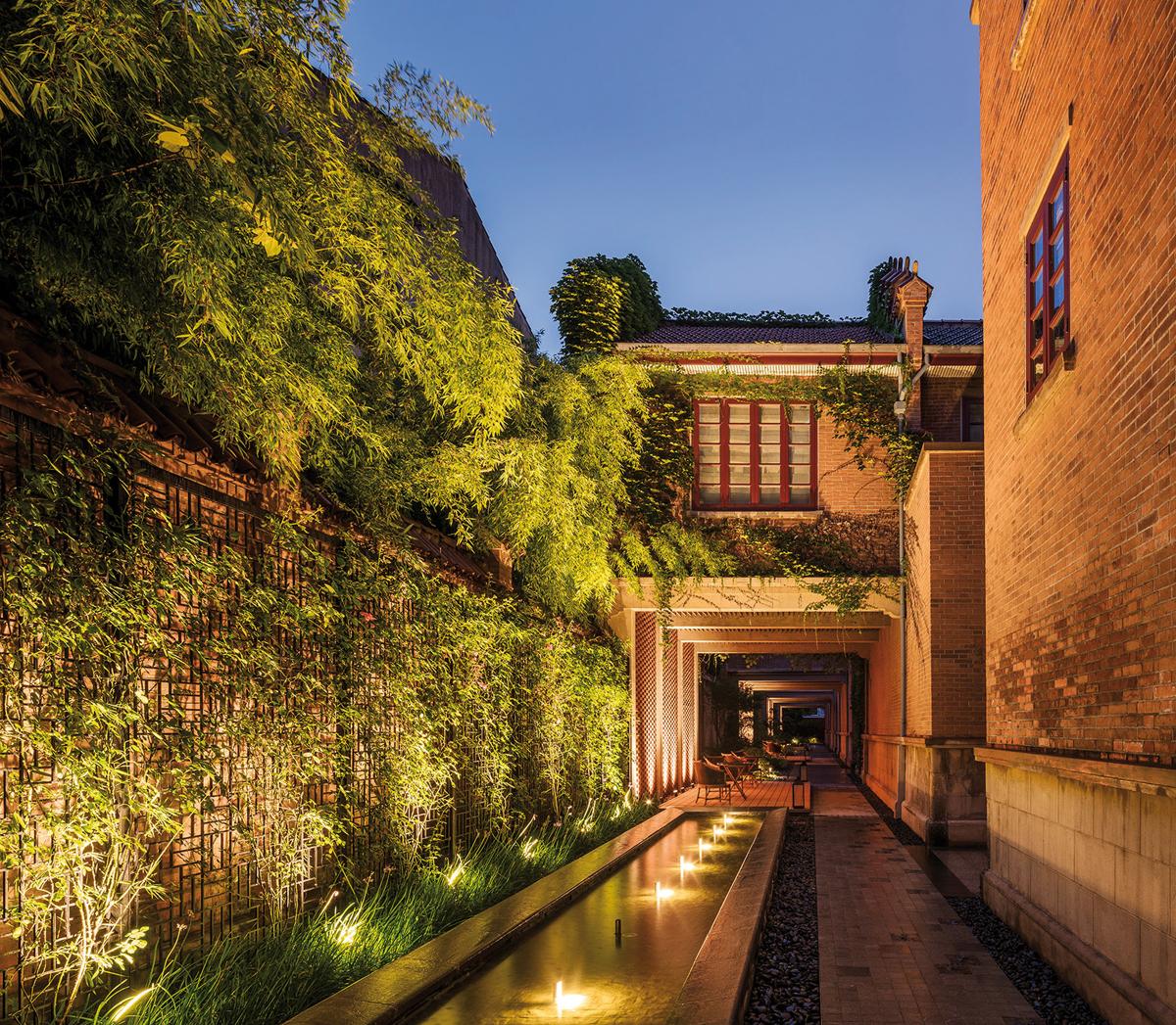 Capella Jianyeli Shanghai by Kokaistudios