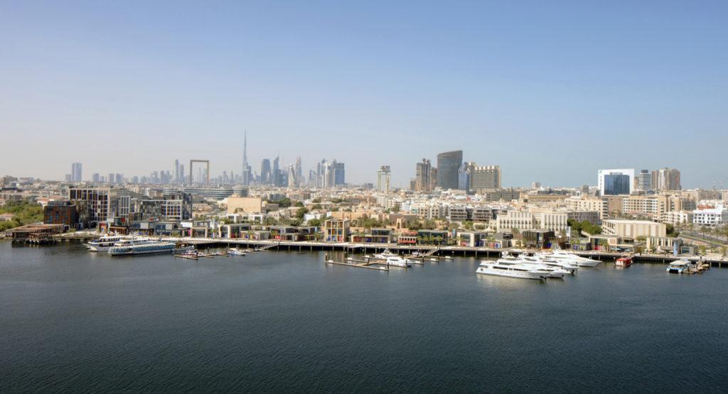 Dubai, quartiere di Al Seef