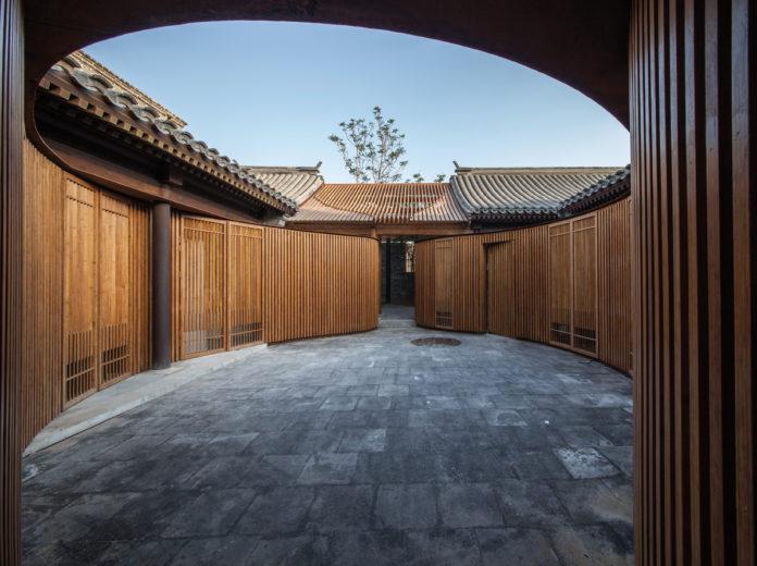 Da Mo Chang, Pechino