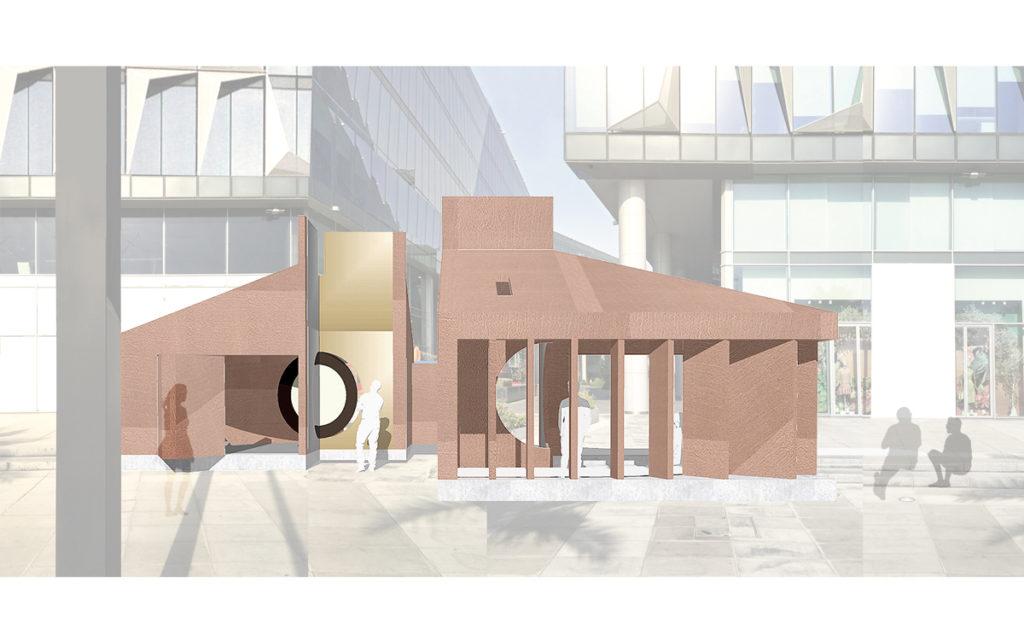 Matteo Brioni, Anrchitect, Dubai