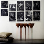 grippa, Morgan Collection, Bar stool