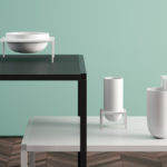 Alias, Flow Bowl Collection by Nendo and Tavolo Zero Collection by Ron Gilad
