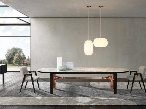 Minotti, Dan designed by Christophe Delcourt