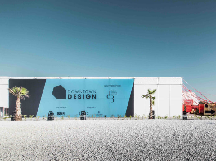 Downtown Design, Dubai Design Week