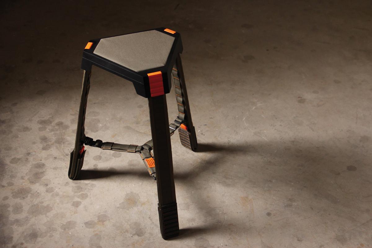 Salone Satellite, designed by Duan Bingdong