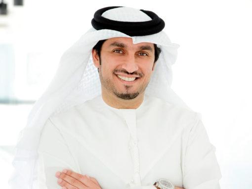 Mohammad Saeed Al-Shehhi, amministratore delegato di d3