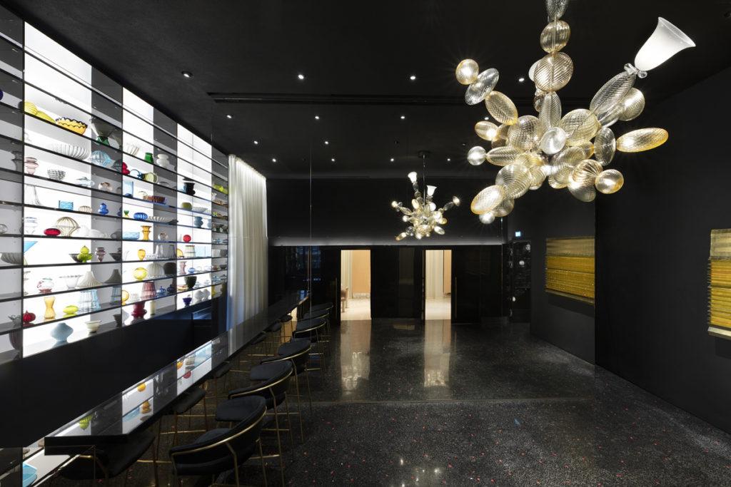 Caffetteria Palazzo Barovier&Toso