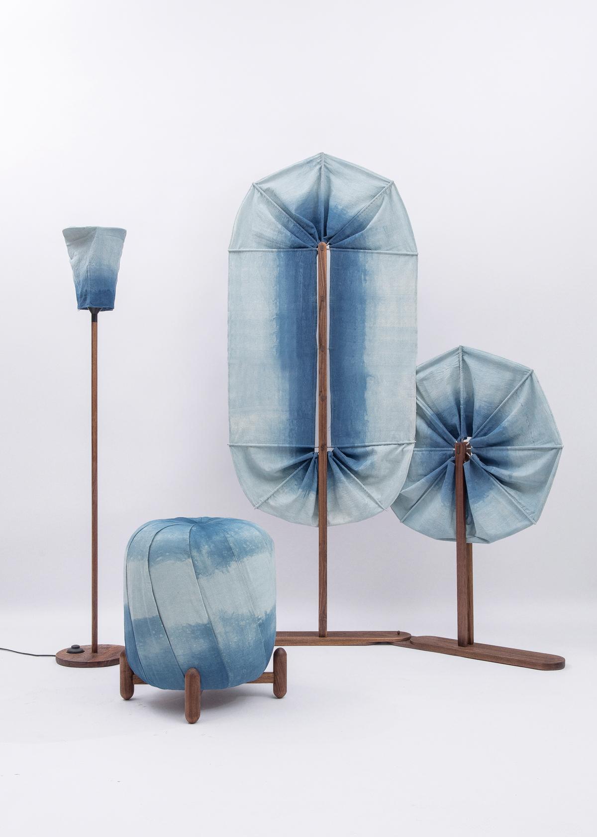 Salone Satellite, designed by Wuluena Bao