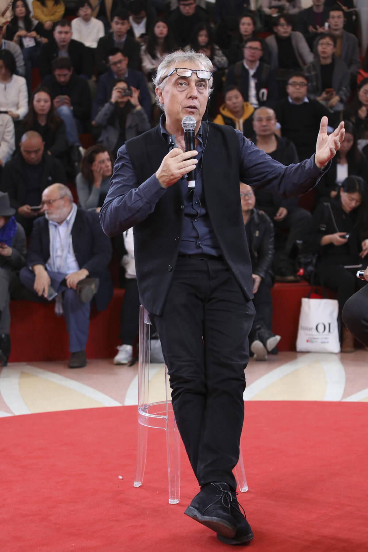 Stefano Boeri, Presidente Triennale di Milano