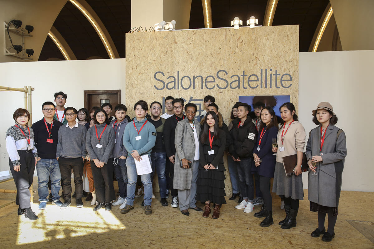 SaloneSatellite Shanghai