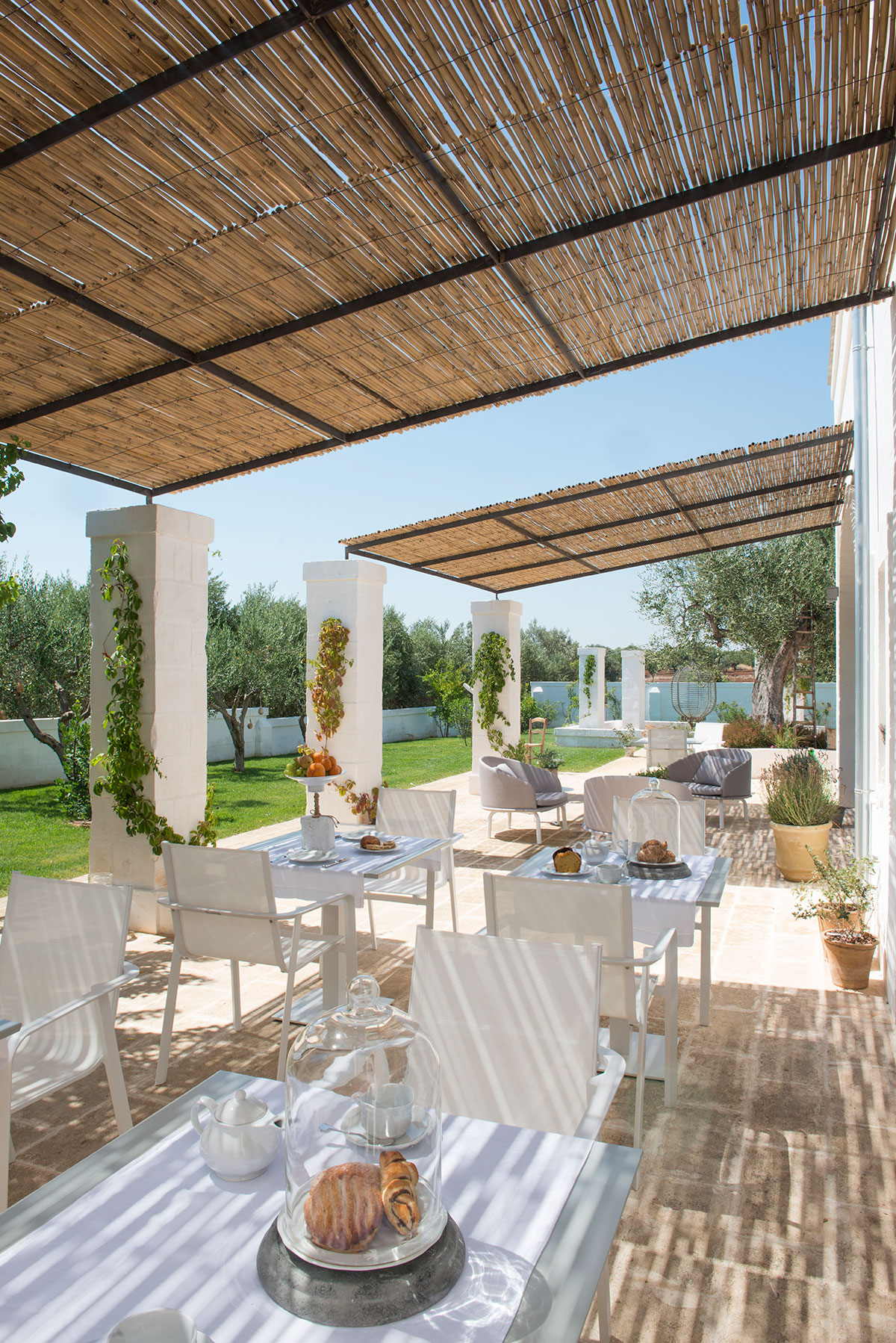 Masseria Le Torri, outdoor