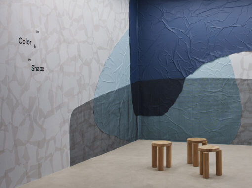 Calico Wallpaper and Philippe Malouin present The Color and the Shape Image Credit/ James Harris