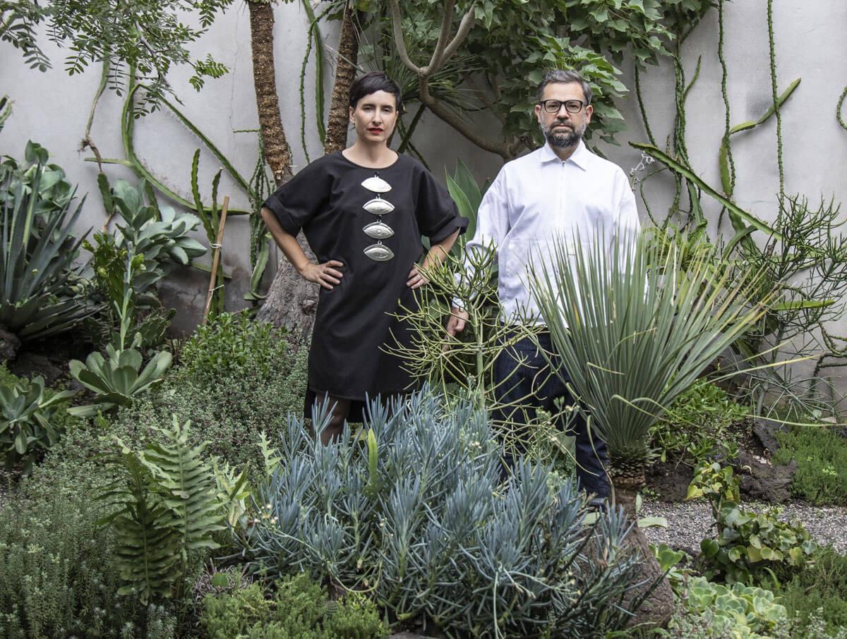 Pedro Reyes e Carla Fernández, by Ana Hop