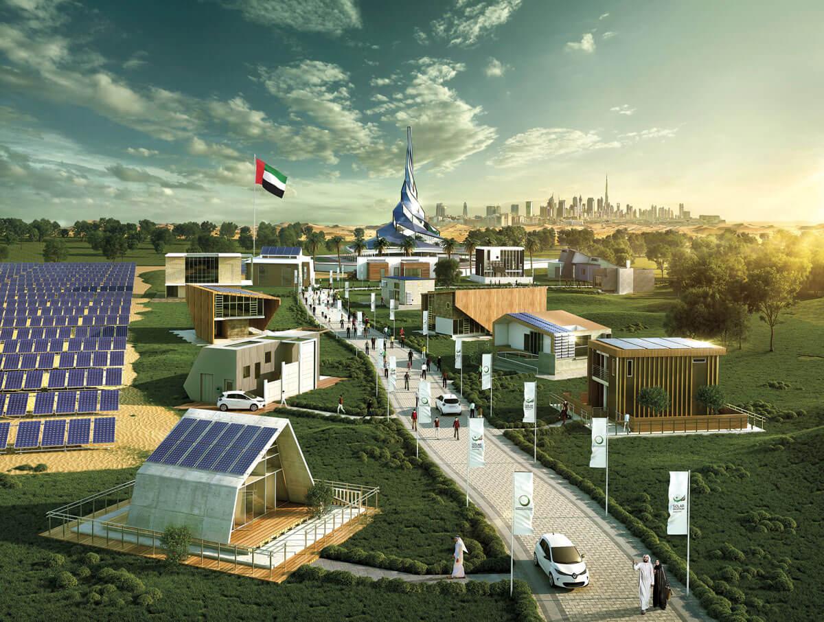 Solar Decathlon Middle East