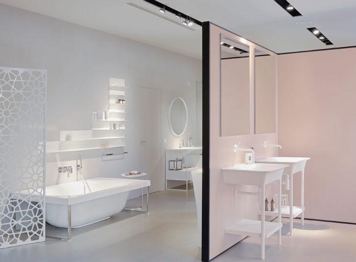 Zucchetti. Kos, Showroom Milano