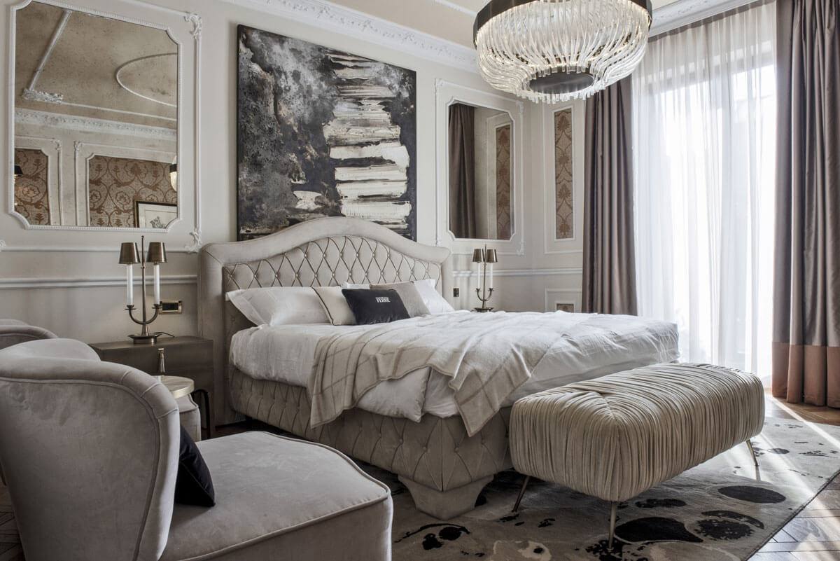 Jumbo Hotel Baglioni, Terrace Suite