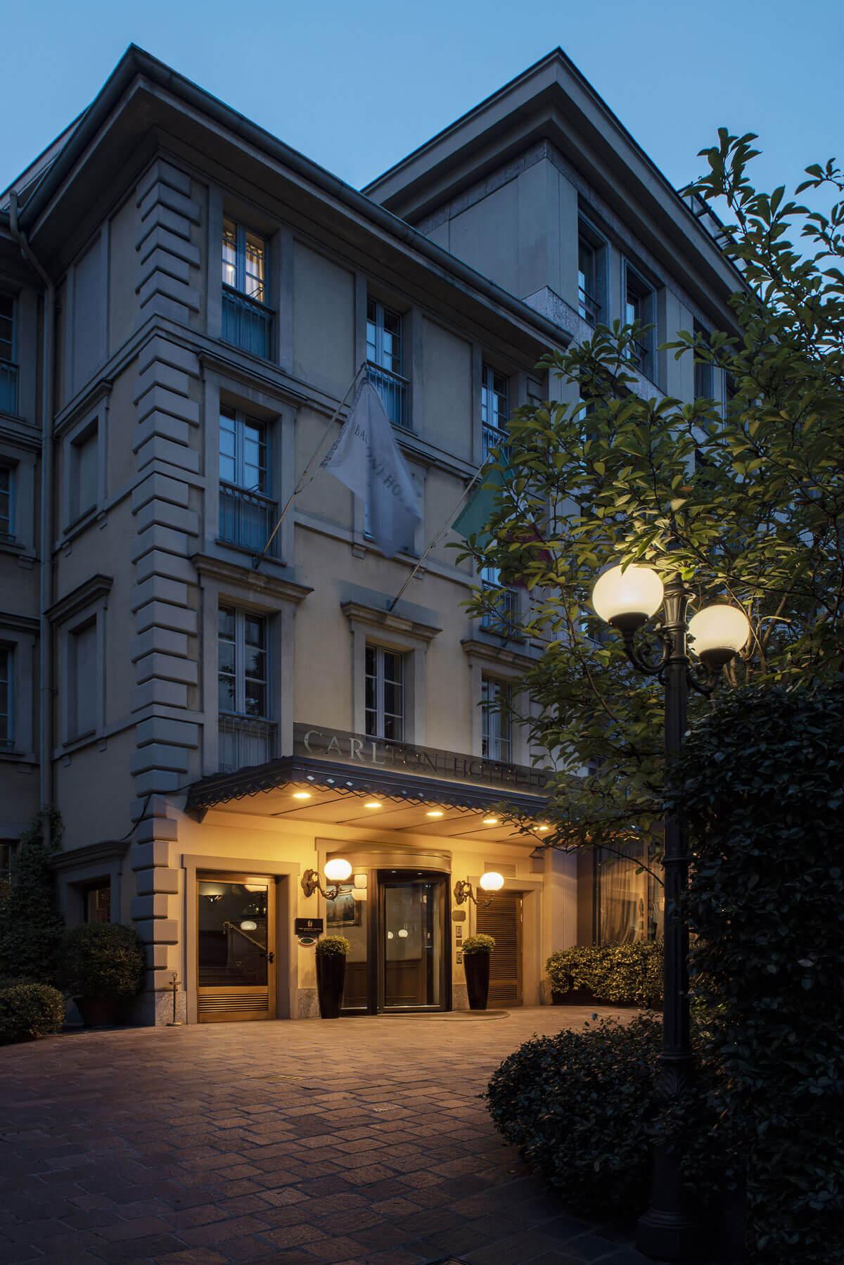Jumbo Hotel Baglioni