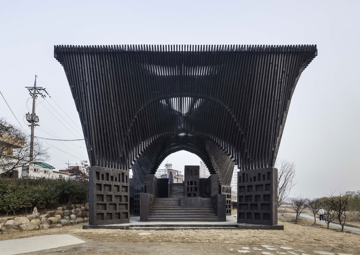 Gwangju River Reading Room