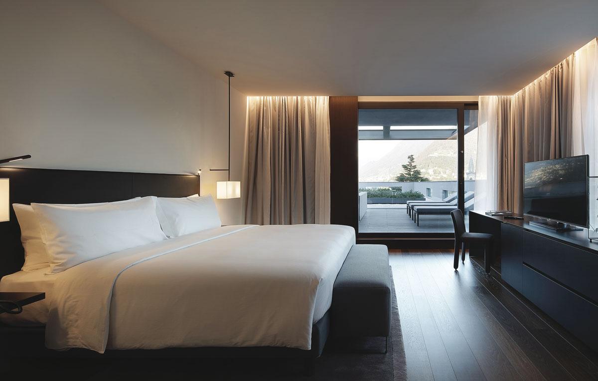 Hilton Como, room