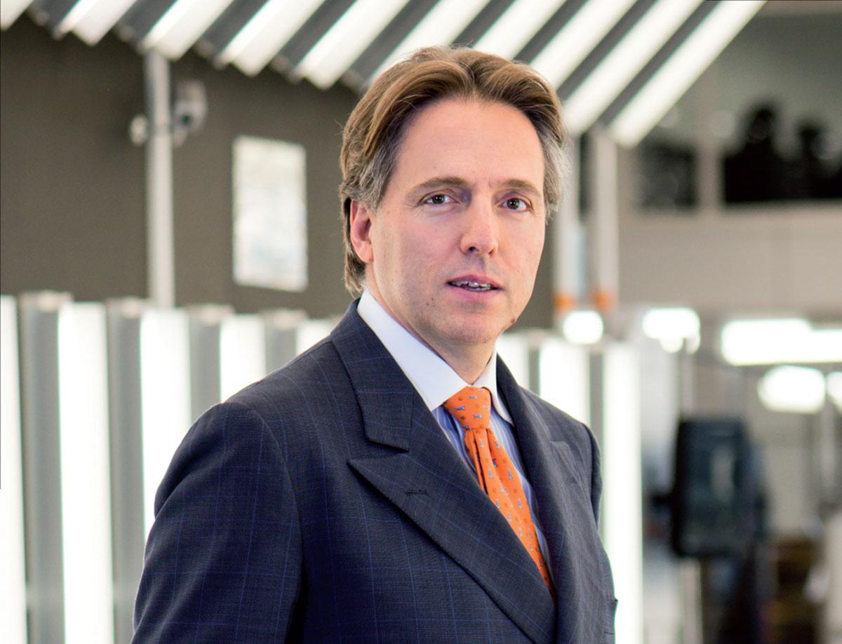 Andrea C. Bonomi, Presidente dell'Industrial Advisory Board di Investindustrial